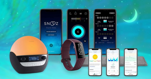 Sleep gadgets comp