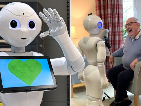 Could robots in care homes solve the UK's social care crisis?