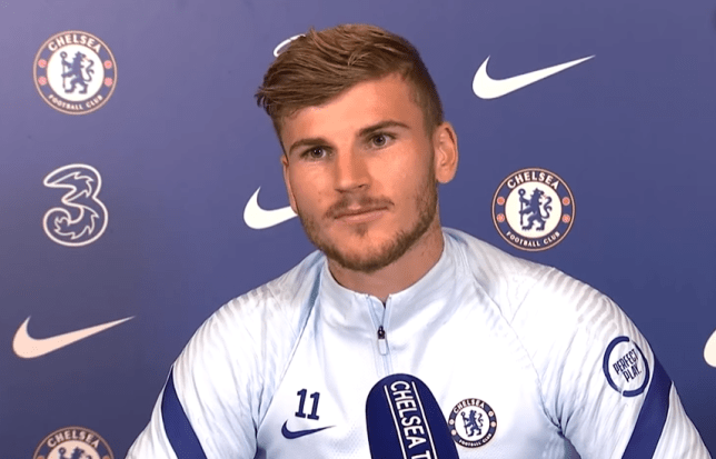 Chelsea star Timo Werner explains Liverpool snub ahead of Stamford Bridge clash