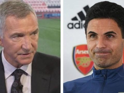 Graeme Souness dismisses Arsenal's Premier League title chances but praises seven players