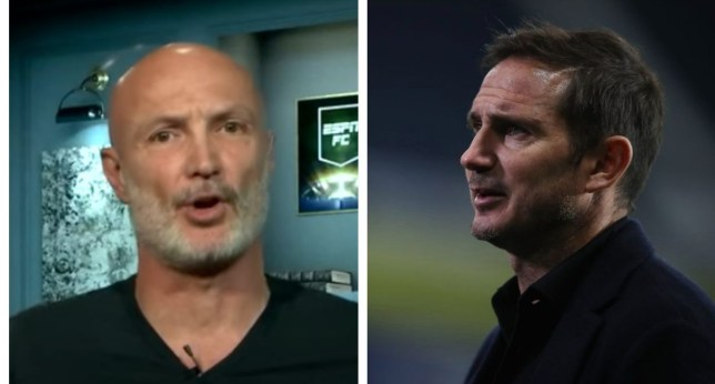 Frank Leboeuf has issued a warning to Chelsea and Frank Lampard