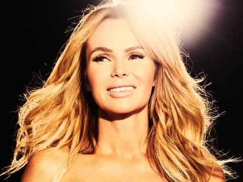 Amanda Holden announces first ever album Songs From My Heart: 'It's very emotional'