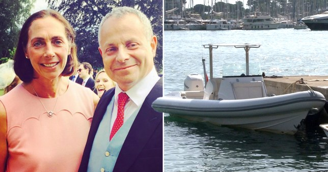 Tributes have poured in for 'wonderful' Claire Glatman, 60, from Bedale, North Yorkshire, after she was struck by the boat's propeller off Avlaki beach in Corfu on Monday.