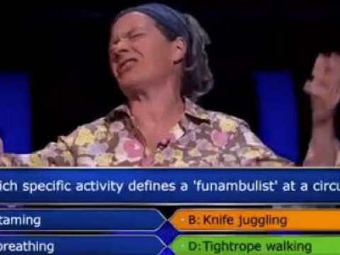 Who Wants To Be A Millionaire? contestant loses £31,000 in the blink of an eye and is SO chill about it