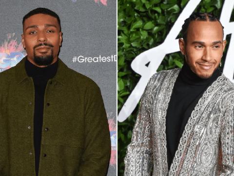 Diversity star Jordan Banjo praises Lewis Hamilton for sparking positive conversations over BLM routine
