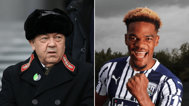 David Sullivan has defended West Ham's decision to sell Grady Diangana