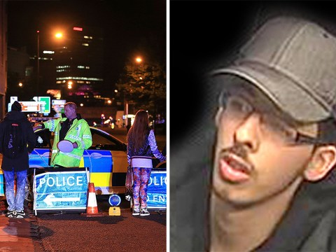 Man who looked like Manchester bomber Salman Abedi challenged 30 minutes before blast