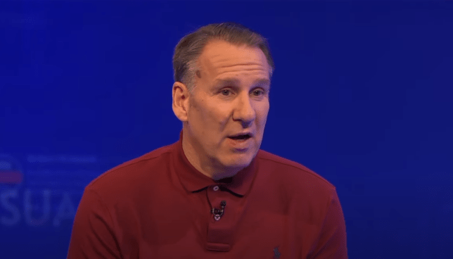 Paul Merson has urged Manchester United to make a move for Harry Kane