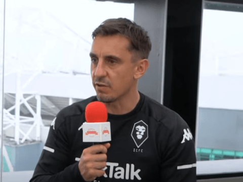 Gary Neville urges Manchester United to sign three more players after completing Donny van de Beek transfer