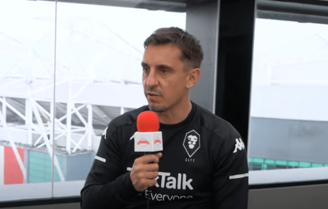 Gary Neville wants to see more new signings at Manchester United