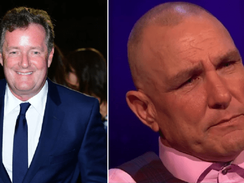 Piers Morgan calls Vinnie Jones Life Stories interview the most 'emotional' one yet