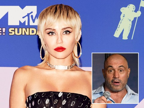 Miley Cyrus savagely claps back at Joe Rogan after his comments on Kennedy Davenport