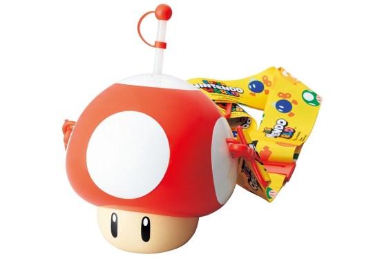Nintendo Mario cafe