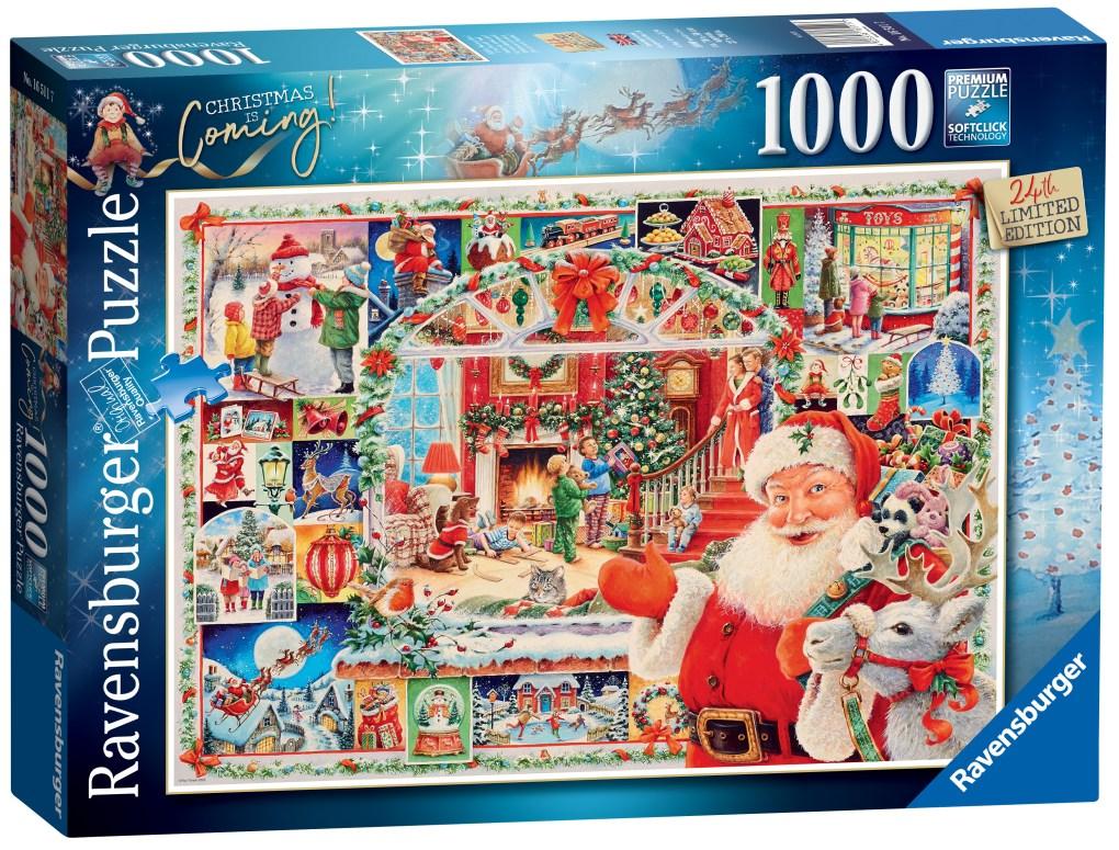 Ravensburger Christmas Puzzle