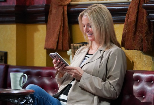 Kathy Beale in EastEnders