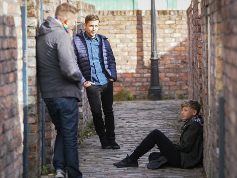 Coronation Street spoilers: Sean Tully tormented as his son Dylan goes missing