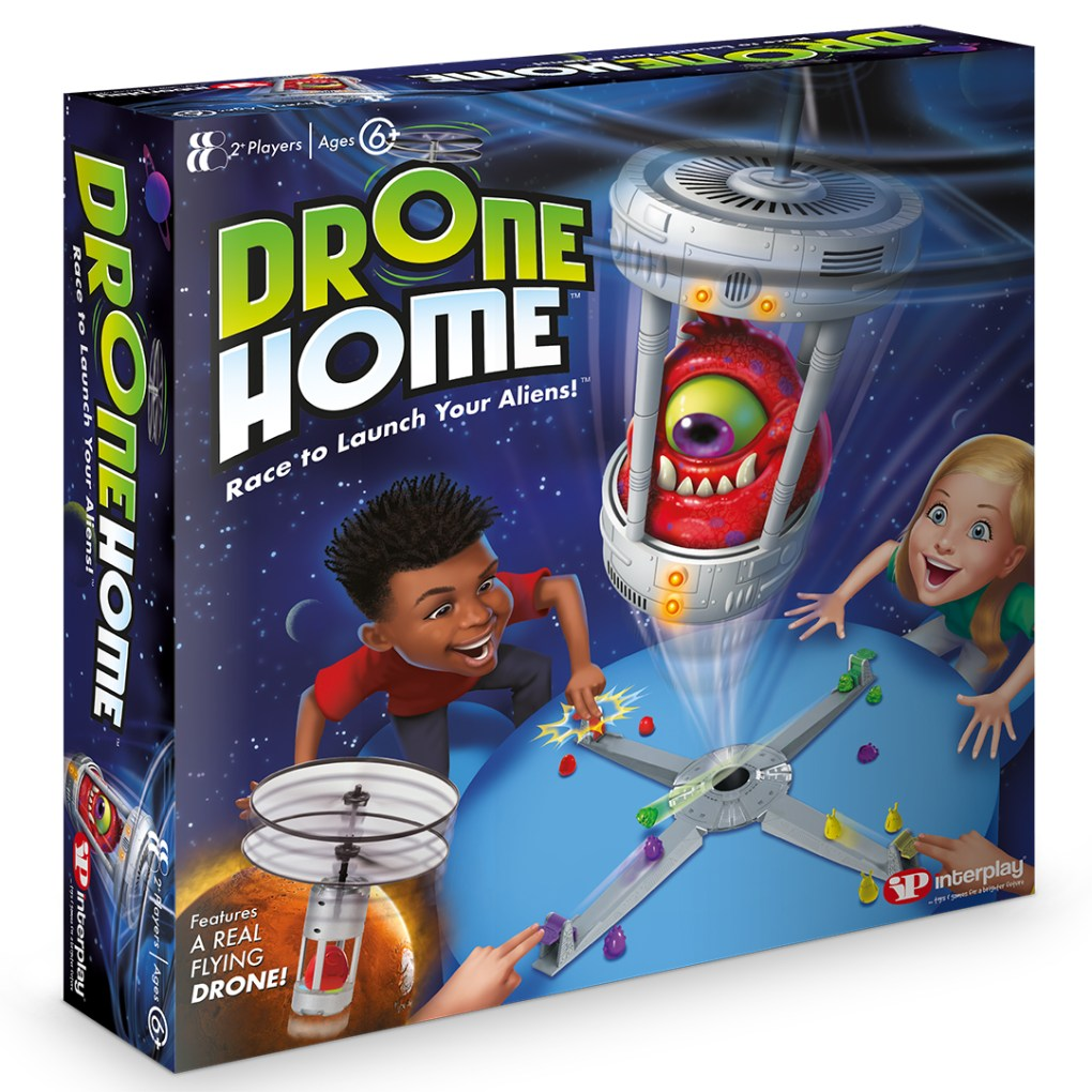Interplay Drone Home Game