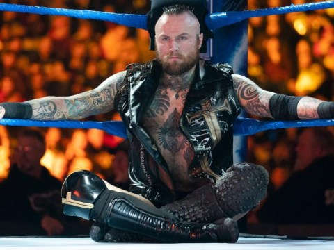 WWE star Aleister Black's mental health battles and living with hyper-anxiety