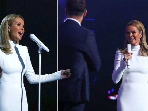 Amanda Holden admits stunning Britain's Got Talent performance was 'honestly terrifying'