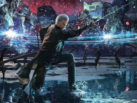 Devil May Cry 5 Special Edition runs at 120fps or 60fps with ray-tracing