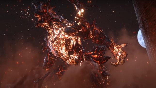 Final Fantasy XVI Ifrit