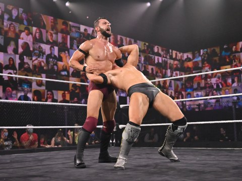 WWE's Finn Balor taken to hospital after brutal NXT TakeOver 31 main event