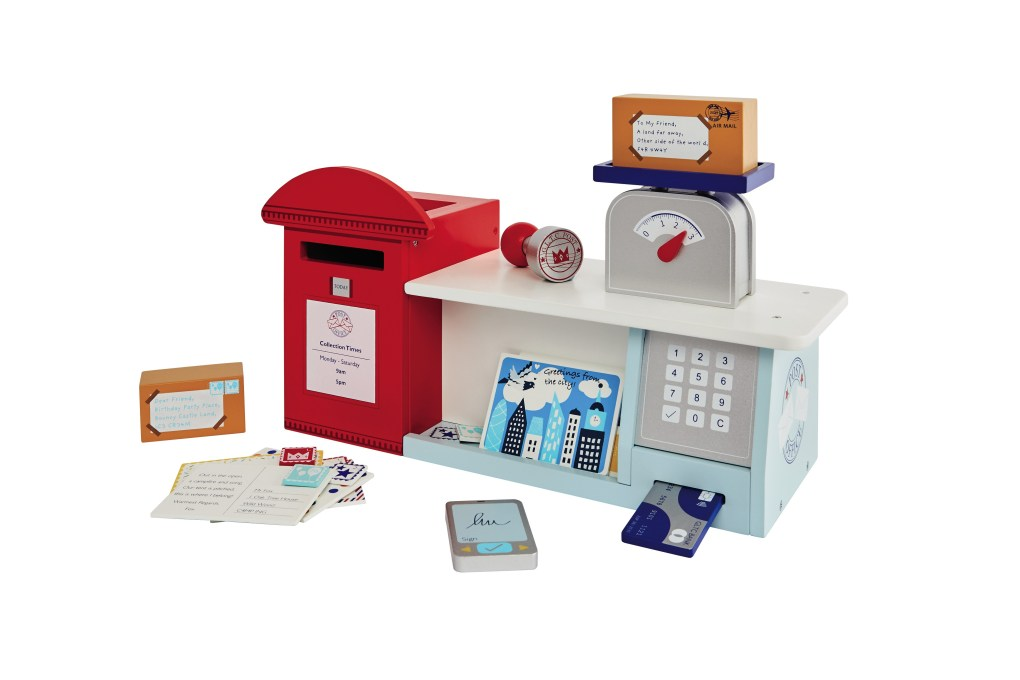 First Class Toy Post Office