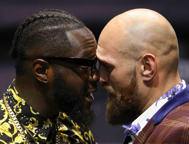 Tyson Fury confirms Deontay Wilder fight is off and sends warning to Anthony Joshua