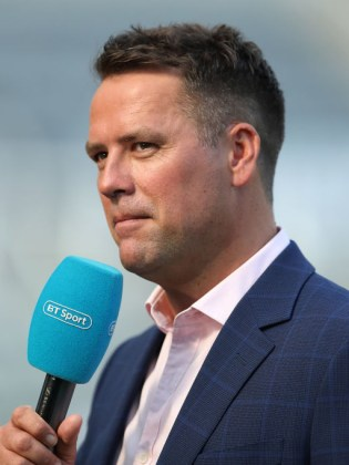 Michael Owen raves about Arsenal striker Eddie Nketiah and says he can become a 'goal machine'