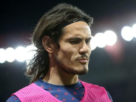 Diego Forlan backs Edinson Cavani to emulate former Manchester United striker Zlatan Ibrahimovic