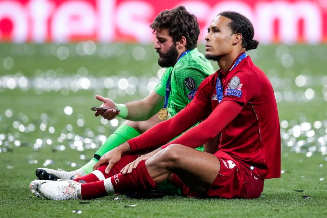 Alisson and Van Dijk have been fundamental to Liverpool's success (Picture: Getty Images)