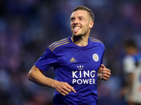 Leicester City boss Brendan Rodgers teases Jamie Vardy return against Arsenal