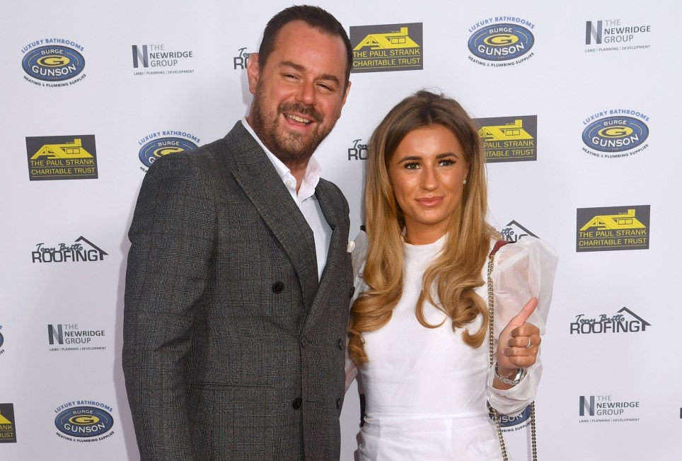 Danny Dyer and daughter Dani Dyer