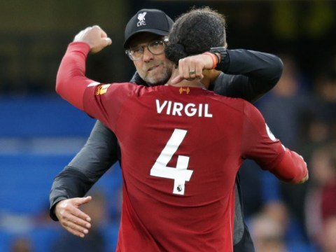 Jurgen Klopp makes Virgil van Dijk promise ahead of 'pretty long time' out injured