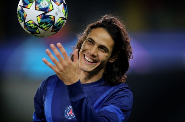 Edinson Cavani held talks with Real Madrid and Juventus before joining Manchester United