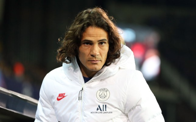 Edinson Cavani facing debut delay as Manchester United sweat over two-week quarantine