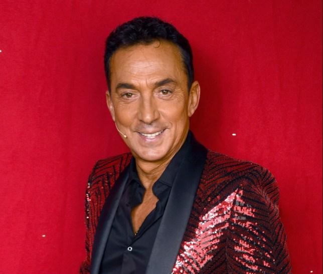 Bruno Tonioli.