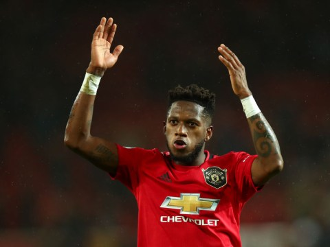 Fred rates Manchester United signings Edinson Cavani and Alex Telles