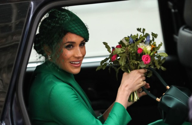 Meghan Markle Suchess of Sussex