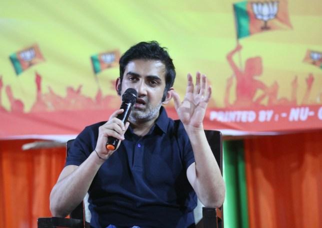 Gautam Gambhir has discussed Chennai Super Kings' miserable IPL campaign