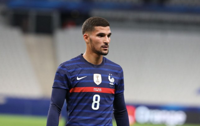 Arsenal were unable to sign Houssem Aouar from Lyon this summer