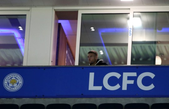 Jamie Vardy Leicester City v Zorya Luhansk: Group G - UEFA Europa League