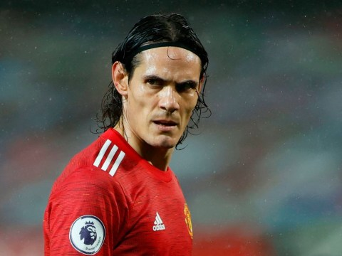Former Chelsea and Tottenham star Gus Poyet makes Edinson Cavani prediction after first Manchester United goal