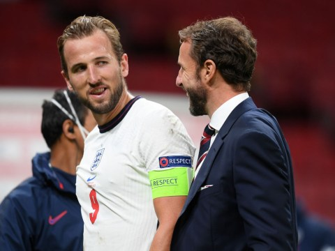 England captain Harry Kane a doubt for Belgium clash after injury in training