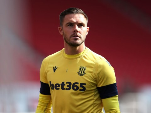 Paul Robinson urges Liverpool to replace Adrian with Stoke City goalkeeper Jack Butland