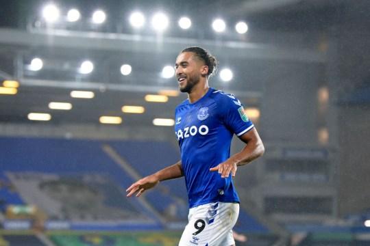 Dominic Calvert-Lewin has been in tremendous form this season for Everton
