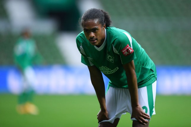 Werder Bremen play down fears over Tahith Chong's lack of game time on loan from Manchester United