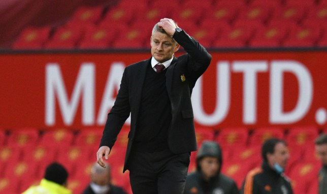 Ole Gunnar Solskjaer has been forced to contend with a raft of injuries ahead of tonight's Champions League clash against PSG
