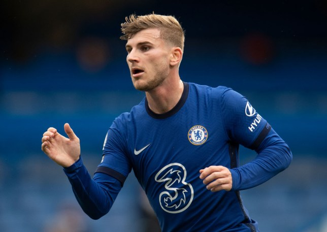 Timo Werner joined Chelsea last summer from RB Leipzig
