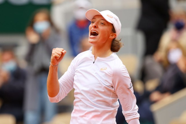Iga Swiatek beat Sofia Kenin to become the first Polish player to win a Grand Slam